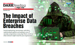 Dark Reading Strategic Security Report: The Impact of Enterprise Data Breaches