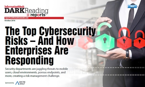 The Top Cybersecurity Risks And How Enterprises Are Responding