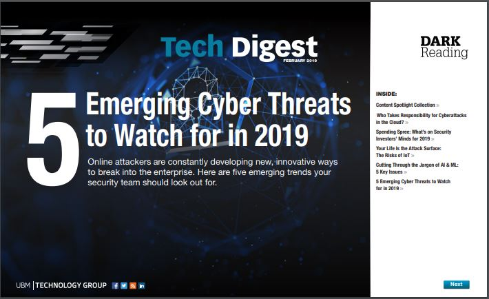 2ffea36877f 5 Emerging Cyber Threats to Watch for in 2019