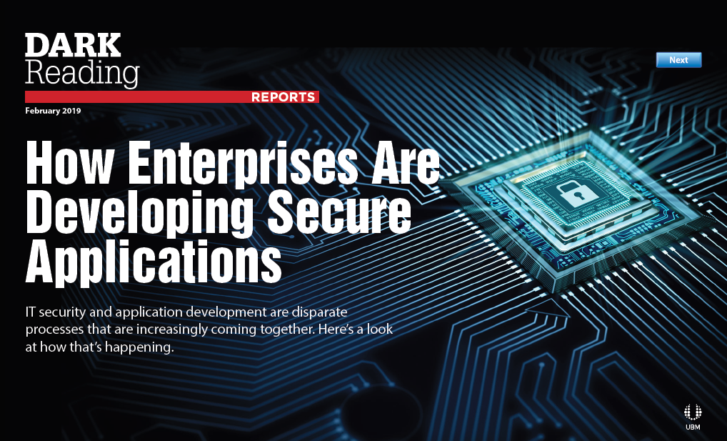 How Enterprises Are Developing Secure Applications