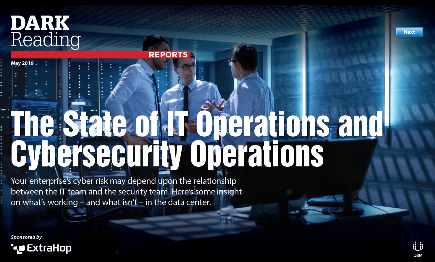 The State of IT Operations and Cybersecurity Operations