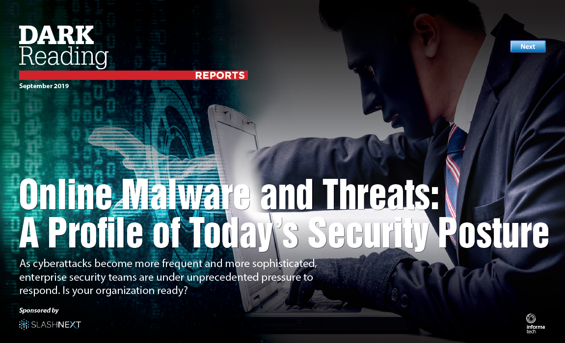 2019 Online Malware and Threats