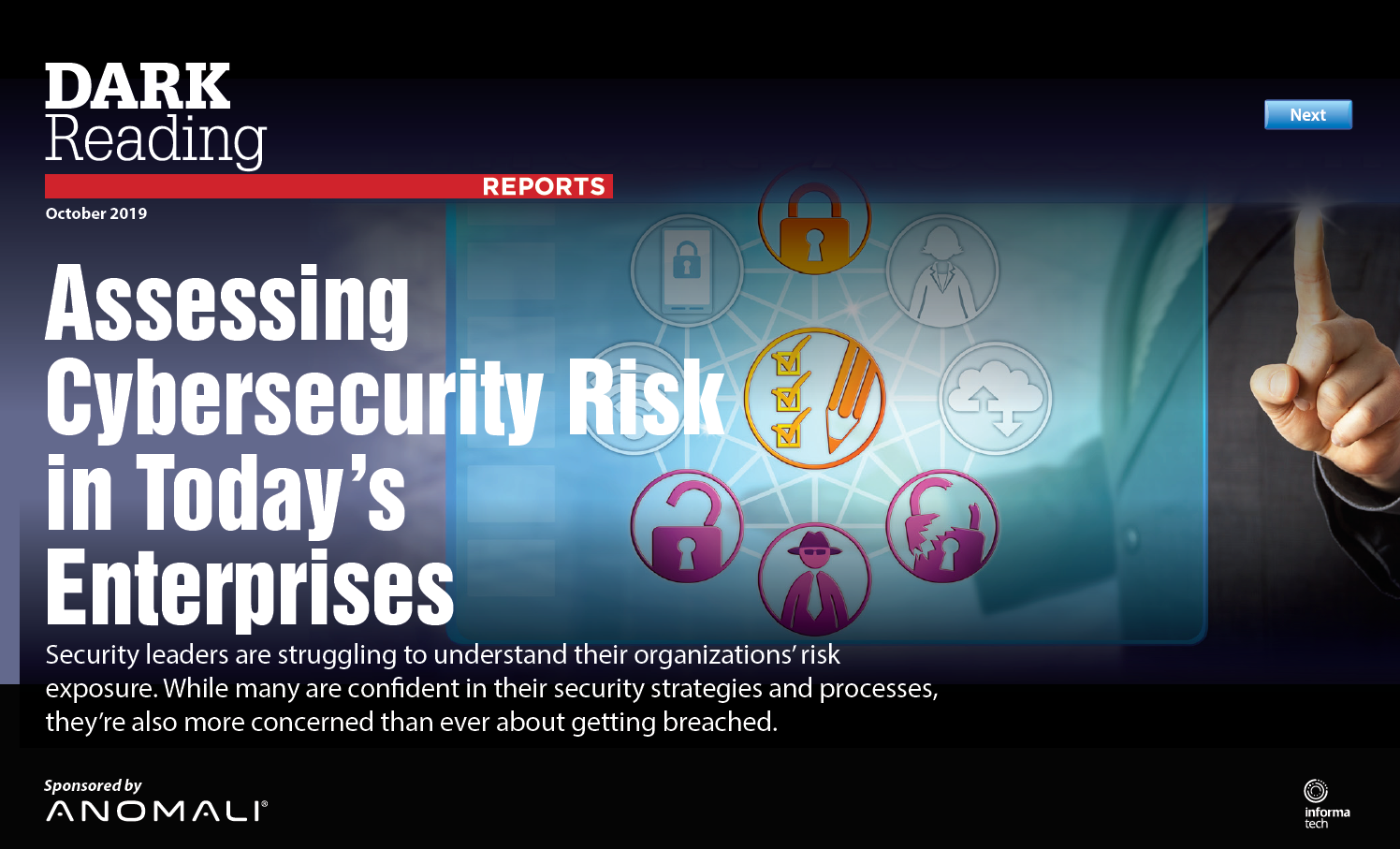Assessing Cybersecurity Risk in Today's Enterprise