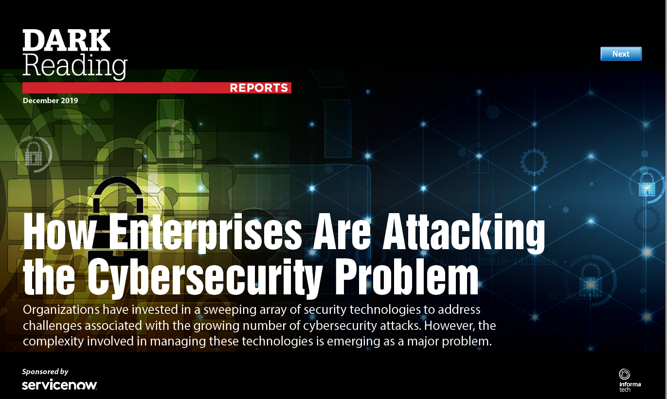 [Just Released] How Enterprises are Attacking the Cybersecurity Problem