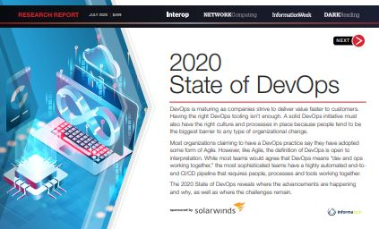 2020 State of DevOps Report
