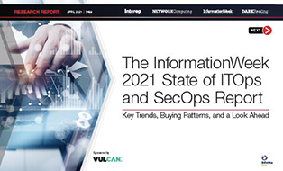 2021 State of ITOps and SecOps Report